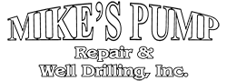 Mike's Pump Repair footer logo