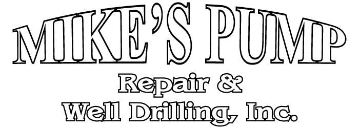 Mike's Pump Repair & Well Drilling logo